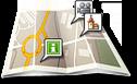 interaktivni mapa hover